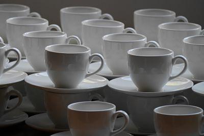 Tazas de desayuno