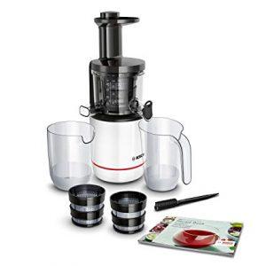 Bosch slow juicer MESM500W VitaExtract